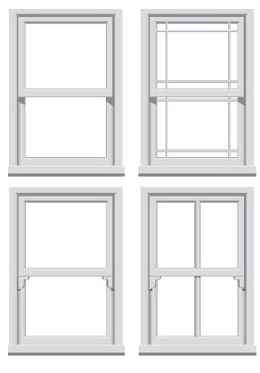 new concept 75902 a06ae Sliding Sash upvc windows range from Mcadam quality double ...